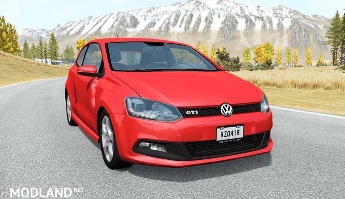 Volkswagen Polo GTI 3-Door (Typ 6R) 2010 [0.15.0]
